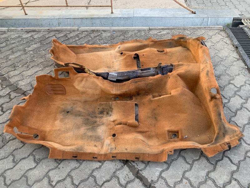 Ковер пола Infiniti Fx35 S50 VQ35DE 2005 (б/у)