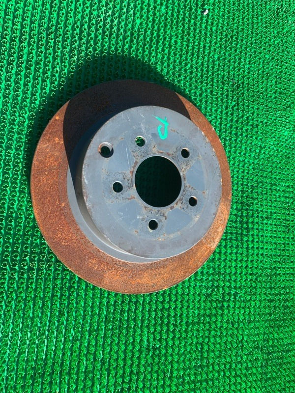 Диск тормозной Infiniti Fx35 S50 VQ35DE 2005 задний (б/у)