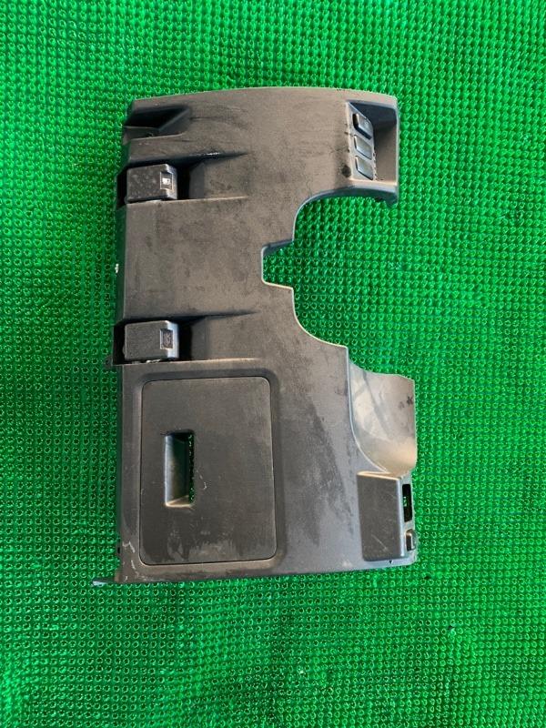 Панель рулевой колонки Mitsubishi Pajero V93W 6G72 2007 (б/у)