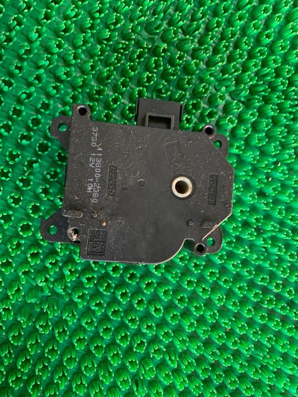 Сервопривод заслонок печки Mitsubishi Pajero V93W 6G72 2007 (б/у)