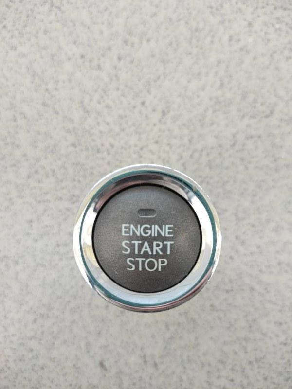 Кнопка start stop Lexus Gs450H GWL10 (б/у)