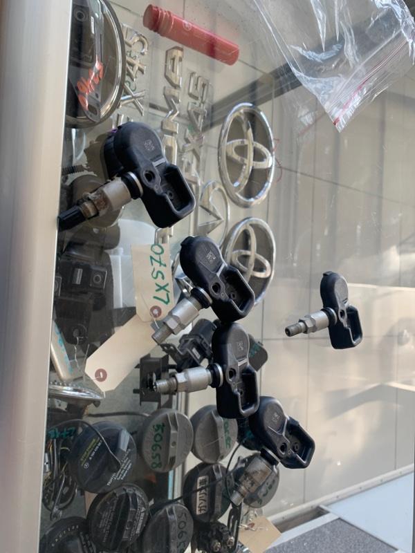 Датчик давления в шинах Lexus Gx460 URJ150 2GRFKS 2010 (б/у)