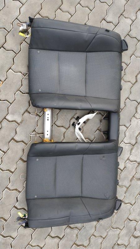 Сиденье Lexus Gs GRL10 2GRFSE 2014 заднее (б/у)
