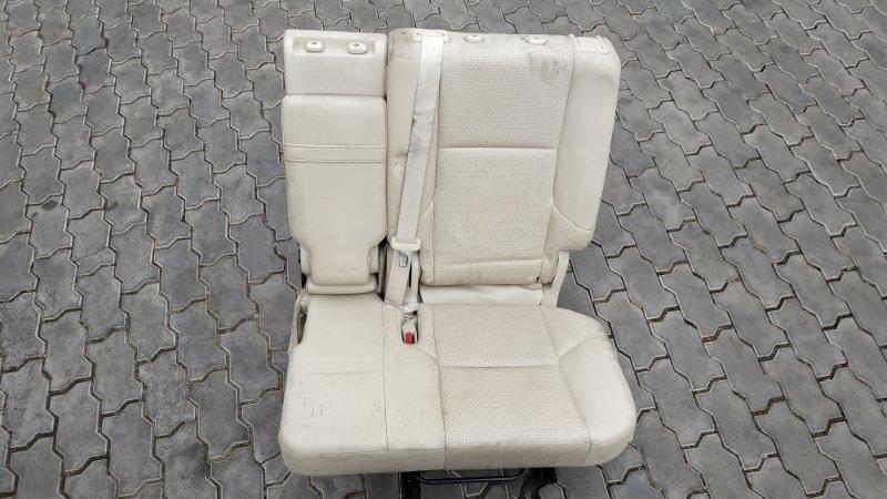 Сидение Lexus Gx460 URJ150 1URFE 2010 заднее (б/у)