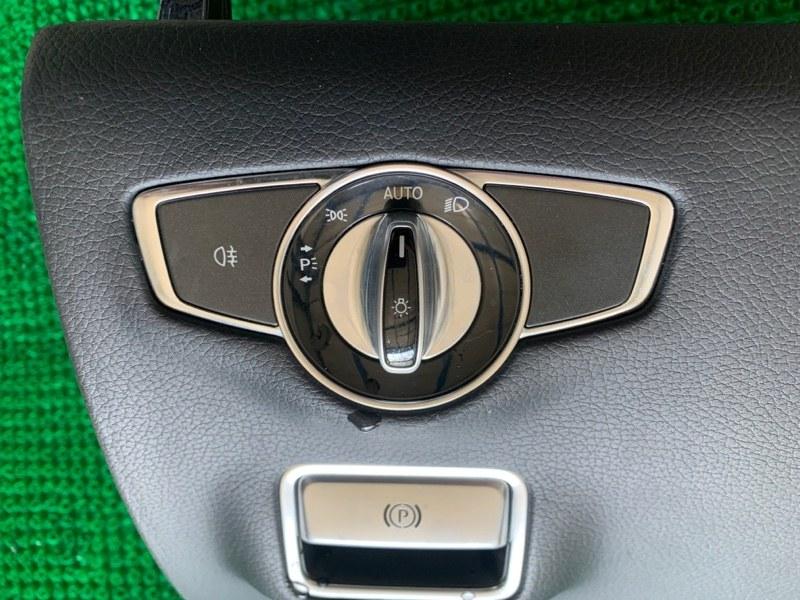 Переключатель света Mercedes-Benz S-Class W222 M276DE30LA 2013 (б/у)
