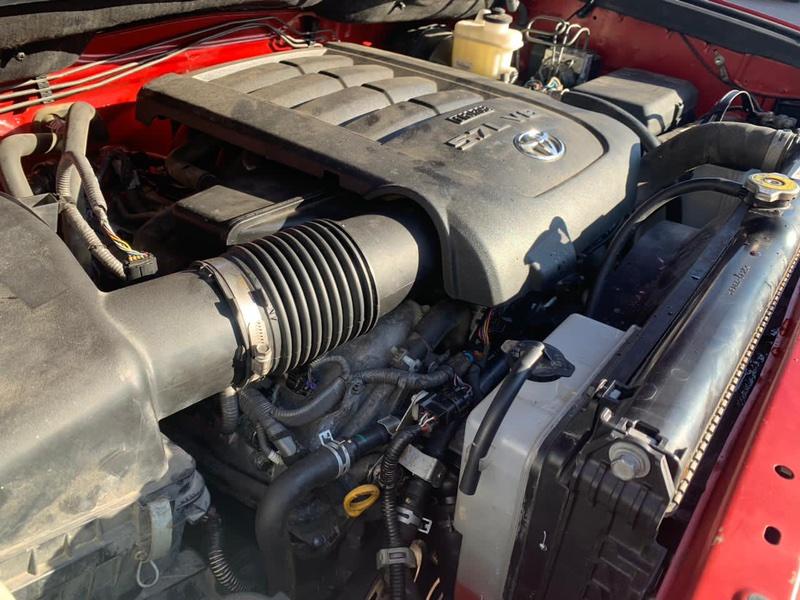 Двигатель Toyota Tundra USK56 3URFE 2007 (б/у)