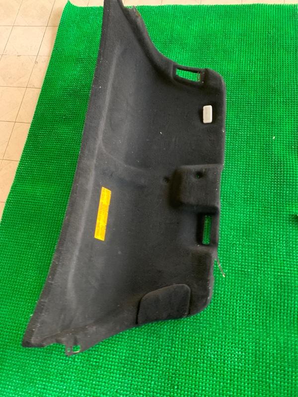 Обшивка крышки багажника Lexus Ls460 USF40 1URFSE 2007 (б/у)