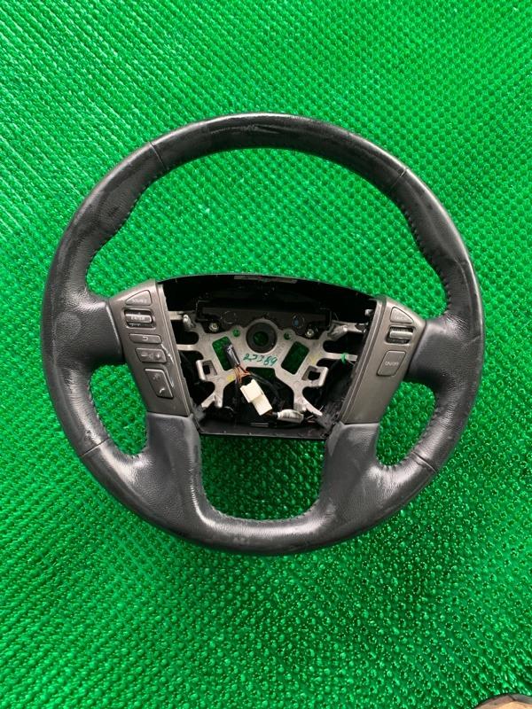 Руль Infiniti Qx56 Z62 VK56VD 2011 (б/у)