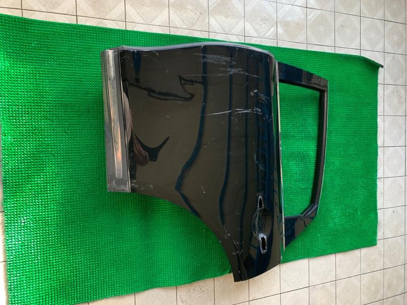 Дверь Infiniti Fx35 S51 VQ35HR 2009 задняя левая (б/у)
