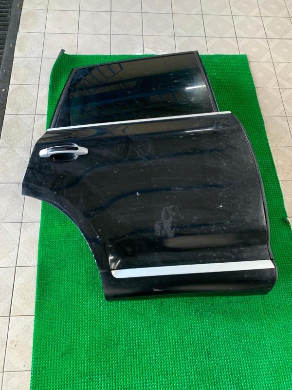 Дверь Porsche Cayenne 955 AXQ 2003 задняя правая (б/у)
