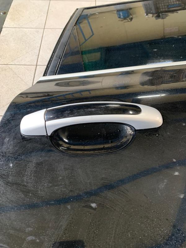 Ручка двери Porsche Cayenne 955 AXQ 2003 задняя правая (б/у)