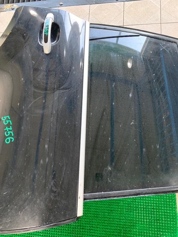 Молдинг стекла Porsche Cayenne 955 AXQ 2003 задний правый (б/у)