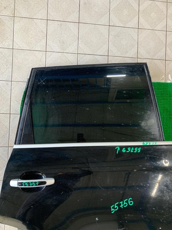 Стекло двери Porsche Cayenne 955 AXQ 2003 заднее правое (б/у)