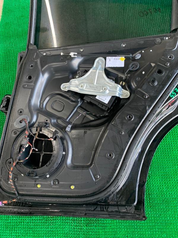 Стеклоподъемник Porsche Cayenne 955 AXQ 2003 задний правый (б/у)