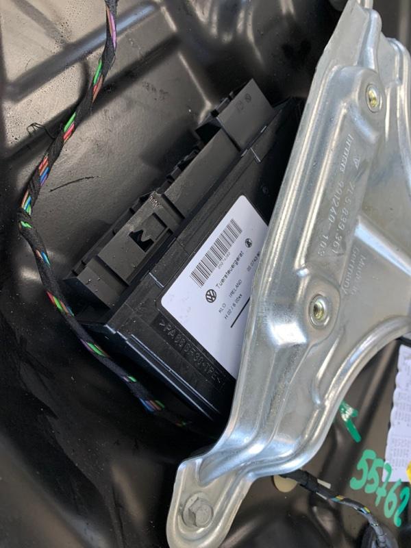 Моторчик стеклоподъемника Porsche Cayenne 955 AXQ 2003 задний правый (б/у)