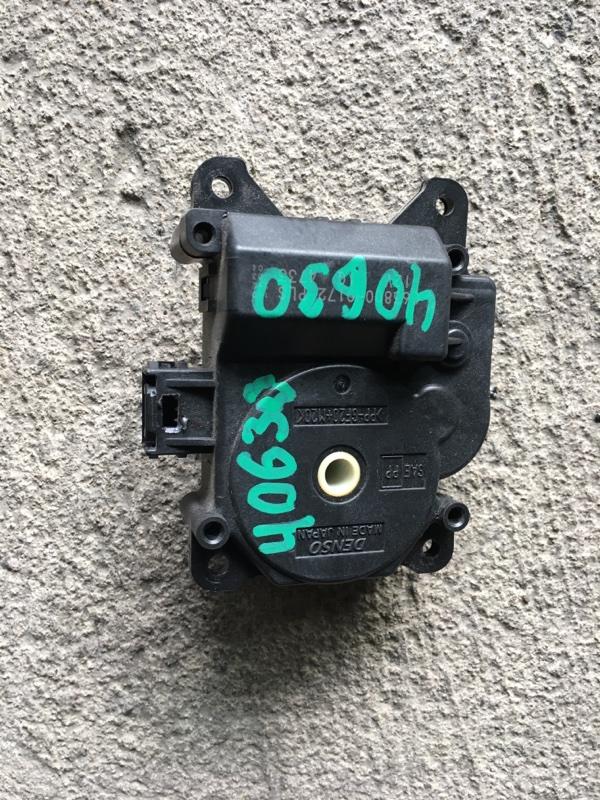 Сервопривод заслонок печки Toyota 4Runner GRN285 1GR-FE 2012 (б/у)