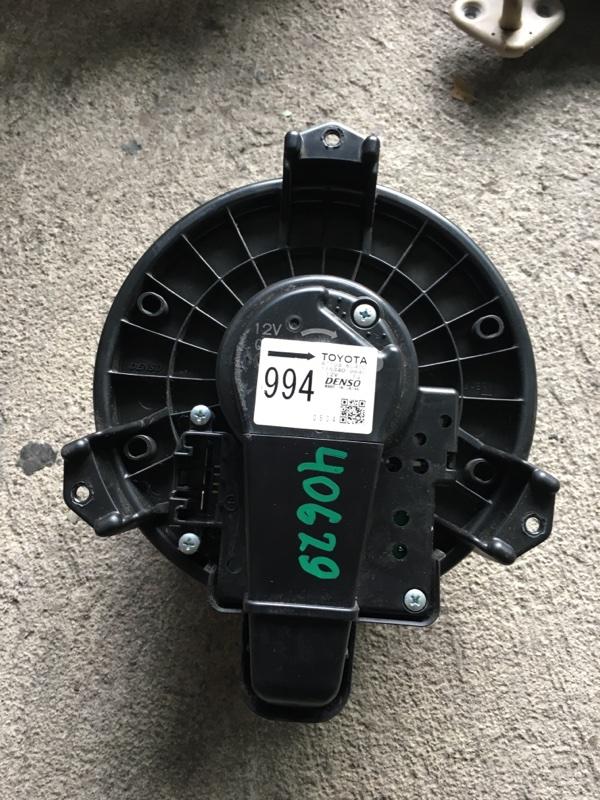 Мотор печки Toyota 4Runner GRN285 1GR-FE 2012 (б/у)