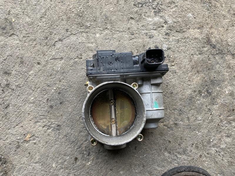 Дроссельная заслонка Infiniti Fx35 S50 VQ35DE 2003 (б/у)