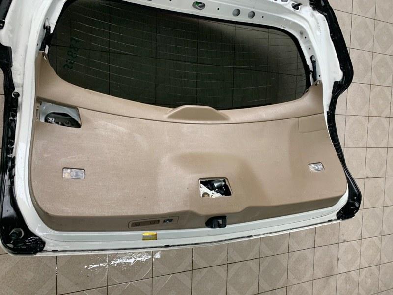 Обшивка дверь багажника Acura Mdx YD2 J37A 2009 (б/у)