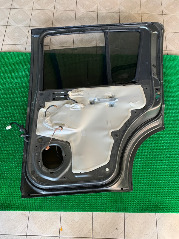 Стеклоподъемник Nissan Pathfinder R51 VQ40DE 2006 задний правый (б/у)
