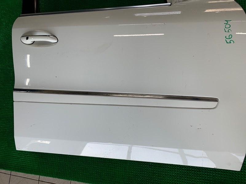 Молдинг двери Mercedes-Benz Gl-Class X164 M273KE55 2008 передний правый (б/у)