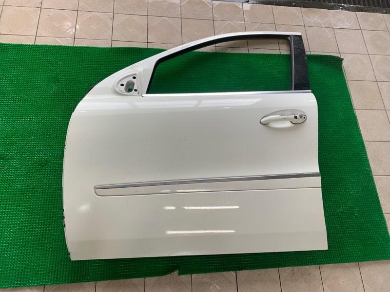 Дверь Mercedes-Benz Gl-Class X164 M273KE55 2008 передняя левая (б/у)