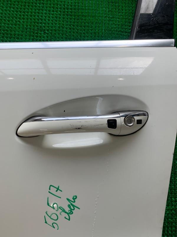 Ручка двери Mercedes-Benz Gl-Class X164 M273KE55 2008 передняя левая (б/у)