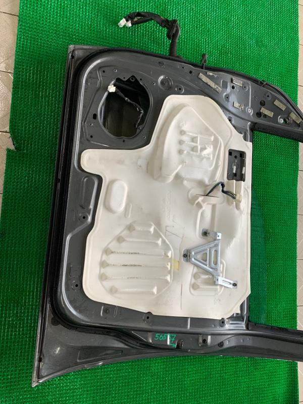 Cтеклоподъемник Nissan Pathfinder R51 VQ40DE 2006 передний правый (б/у)