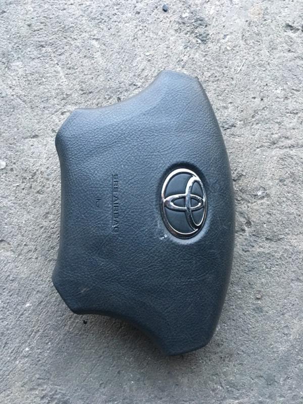 Airbag на руль Toyota Land Cruiser UZJ100 1GRFE 2002 (б/у)