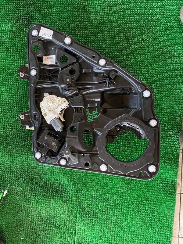 Стеклоподъемник Porsche Cayenne 958 M4802 2011 задний правый (б/у)
