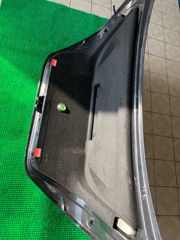Обшивка двери багажника Mercedes-Benz S-Class W221 M273E55 2007 (б/у)