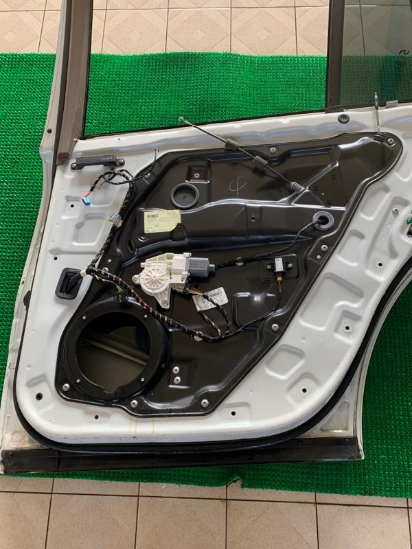 Стеклоподъемник Mercedes-Benz Gl-Class X164 M273KE55 2008 задний правый (б/у)
