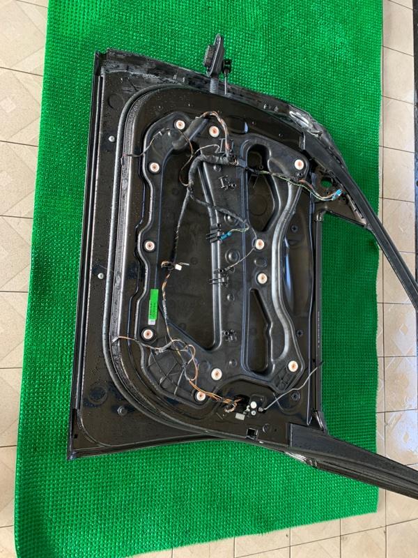 Стекло двери Bmw 7-Series F01 N63B44 2008 переднее правое (б/у)