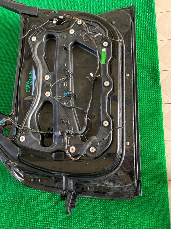 Ограничитель двери Bmw 7-Series F01 N63B44 2008 передний правый (б/у)