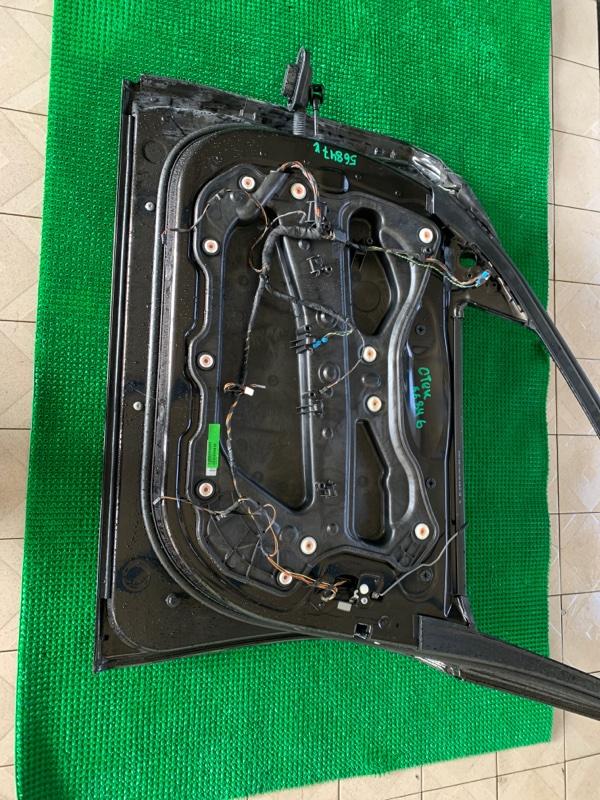 Замок двери Bmw 7-Series F01 N63B44 2008 передний правый (б/у)