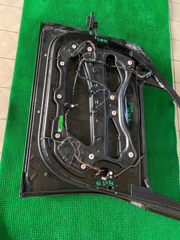 Стеклоподъемник Bmw 7-Series F01 N63B44 2008 передний правый (б/у)