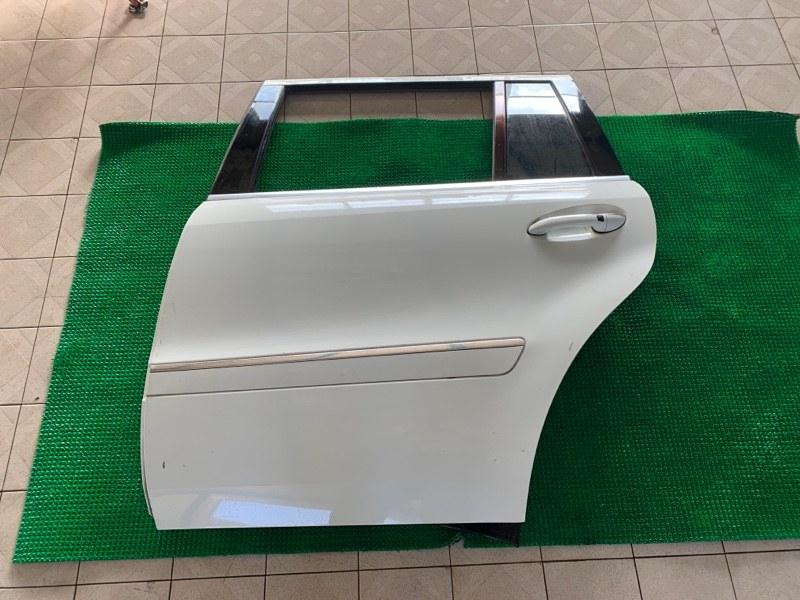 Дверь Mercedes-Benz Gl-Class X164 M273KE55 2008 задняя левая (б/у)