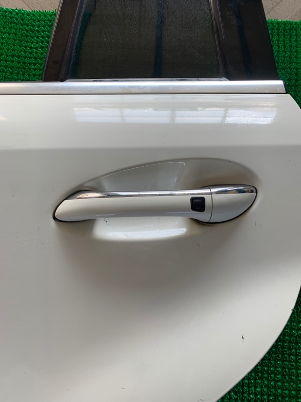 Ручка двери Mercedes-Benz Gl-Class X164 M273KE55 2008 задняя левая (б/у)