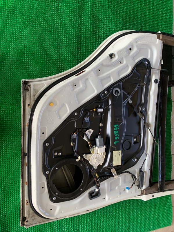 Замок двери Mercedes-Benz Gl-Class X164 M273KE55 2008 задний левый (б/у)