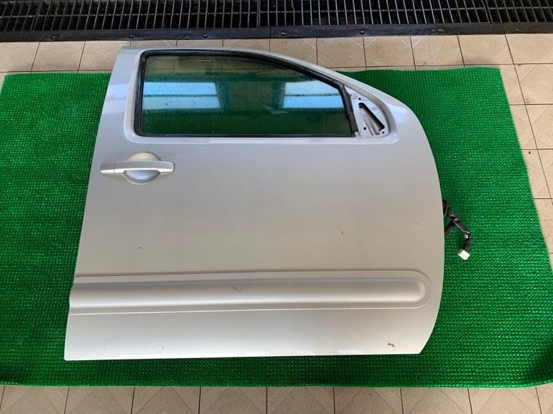 Дверь Nissan Pathfinder R51 VQ40DE 2006 передняя правая (б/у)