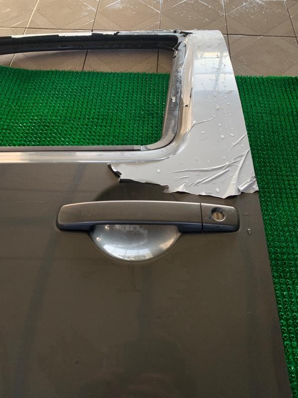 Ручка двери Nissan Pathfinder R51 VQ40DE 2006 передняя левая (б/у)