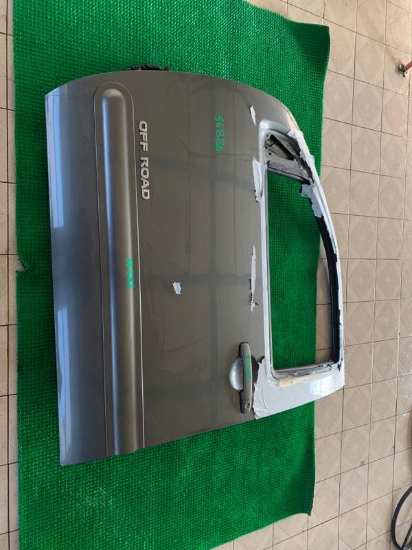Стекло двери Nissan Pathfinder R51 VQ40DE 2006 переднее левое (б/у)