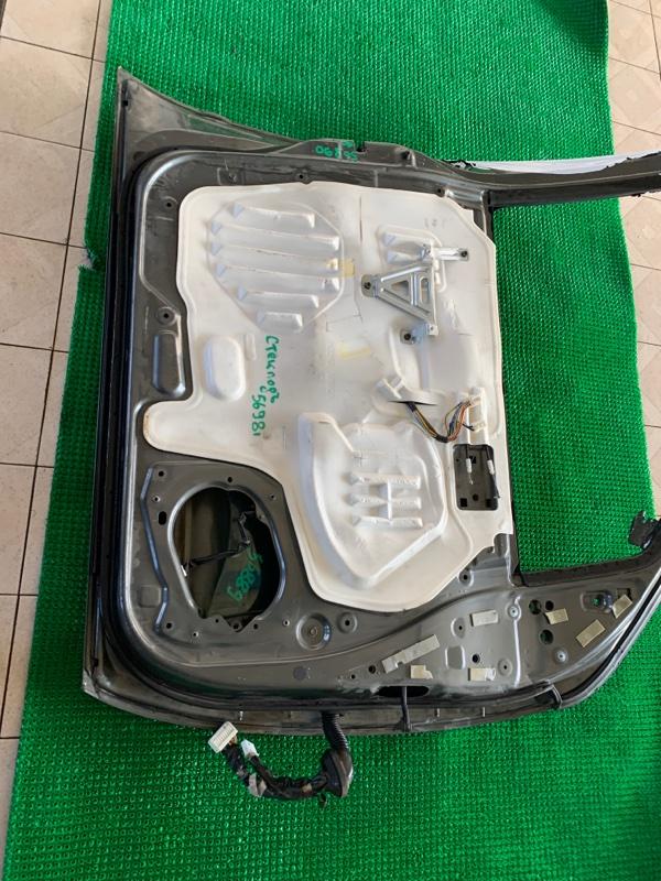 Ограничитель двери Nissan Pathfinder R51 VQ40DE 2006 передний левый (б/у)