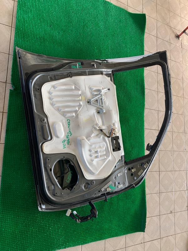 Уплотнитель двери Nissan Pathfinder R51 VQ40DE 2006 передний левый (б/у)