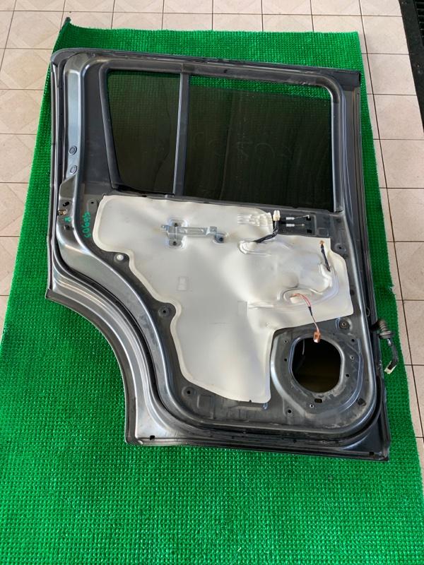 Стеклоподъемник Nissan Pathfinder R51 VQ40DE 2006 задний левый (б/у)