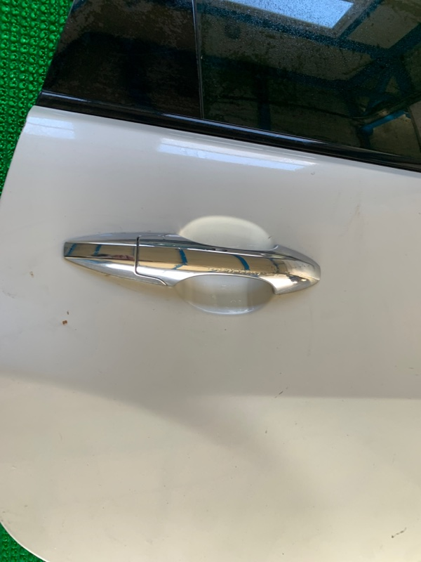 Ручка двери Acura Mdx YD2 J37A 2006 задняя правая (б/у)