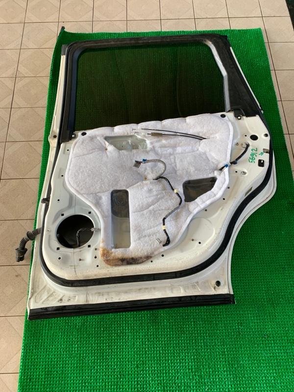 Стеклоподъемник Acura Mdx YD2 J37A 2006 задний правый (б/у)