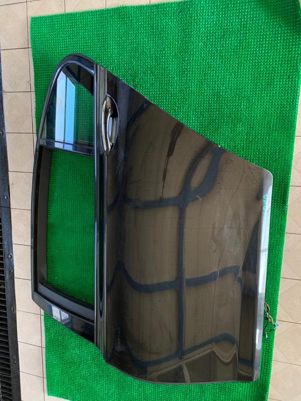 Дверь Bmw 7-Series F01 N63B44 2008 задняя левая (б/у)