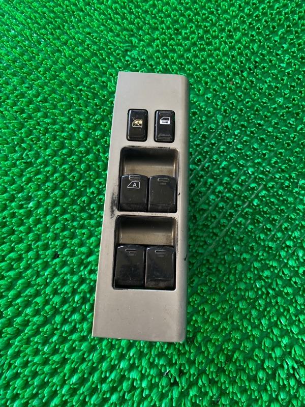 Блок управления стеклоподъемниками Nissan Pathfinder R51 VQ40DE 2006 передний левый (б/у)