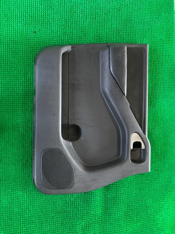 Обшивка двери Nissan Pathfinder R51 VQ40DE 2006 передняя левая (б/у)